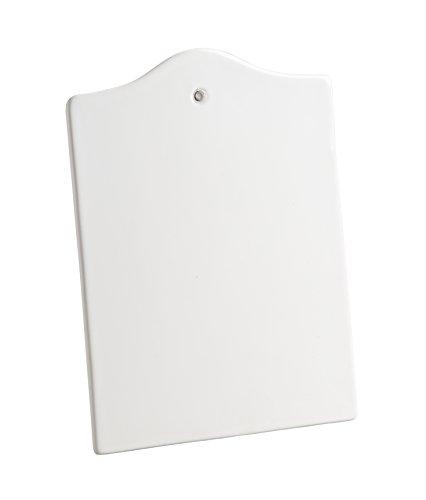 PlaceTile Designs Dry-Erase Message Menu Board with Interchangeable Designs, Ceramic