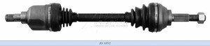 - USA Industries AX6552 6552 REMAN CV SHAFT/AXLE