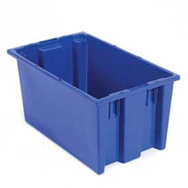 Stack and Nest Storage Totes (6