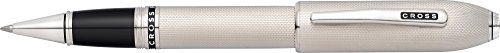 Cross Peerless 125 Platinum Plate Selectip Rolling Ball Pen with Platinum Plated Appointments by Cross