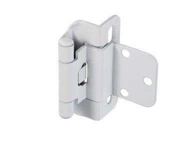 kitchen cabinet hinges white - 4