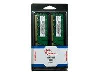 Ddr2 Reaper Dual Channel (G.SKILL 4GB (2 x 2GB) 240-Pin SDRAM DDR2 800 (PC2 6400) Dual Channel Kit Desktop Memory F2-6400CL5D-4GBNT)