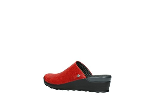 38 Multicolore 1482412 Wolky Scarpe Donna Red 70500 Canals Stringate ZdXnw