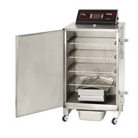 Cookshack SM066 AmeriQue Electric Smoker Oven by Cookshack