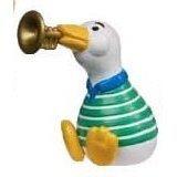 (Webkinz Mini PVC Figure Trumpet Playing Googles by Webkinz)