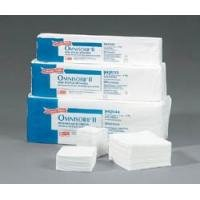 Omnisorb II Nonwoven Sponges, Non Sterile, 4 Ply, 4'' x 4'', Case of 2000