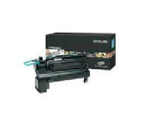 Lexmark X792 Print - Lexmark X792 Black Extra High Yield Print Cartridge Laser