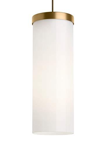 Tech Lighting MINI HUDSON PEND WHITE AB
