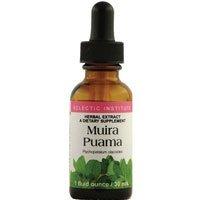 Muira Puama Extract Eclectic Institute 2 oz Liquid