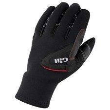 Gill Junior Three Seasons Gloves - Black JUN by Gill