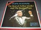 Pops Festival the Best of Arthur Fiedler and the Boston Pops