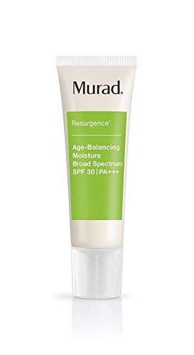 Murad Age-Balancing Broad Spectrum SPF 30 Moisturizer, 1.7 Ounce
