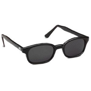 biker sunglasses  Amazon.com: Original Kd\u0027s Biker Shades Smoked Lens (Smoked ...
