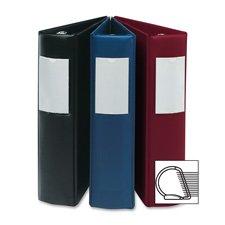 [해외]소스 경사 D 링 바인더 [2 장 세트] 색상 : 블랙, 사이즈 : 1/Source Slanted D-Ring Binder [Set of 2] Color: Black, Size: 1