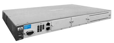 HP J8753A ProCurve Secure Router 7103dl 7103 DLw/ rack ears