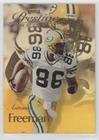 (Antonio Freeman #/500 (Football Card) 1999 Playoff Prestige SSD - [Base] - Spectrum Gold #B050)