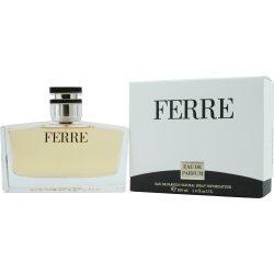 FERRE (NEW) by Gianfranco Ferre EAU DE PARFUM SPRAY 3.4 OZ (Ferre Eau De Cologne)