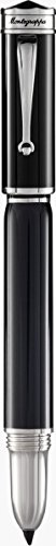 Montegrappa Ducale Marker Black Fineliner ISDURMPC by Montegrappa (Image #1)
