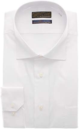 [MODA RITORNO] ワイドカラースタイリッシュワイシャツ オールシーズン用 SWAR1000A