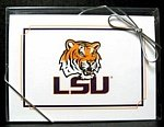 (LSU Tigers Note Cards and)