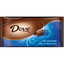 Dove Silky Smooth Milk Chocolate Promises 9.5 oz (Pack of...
