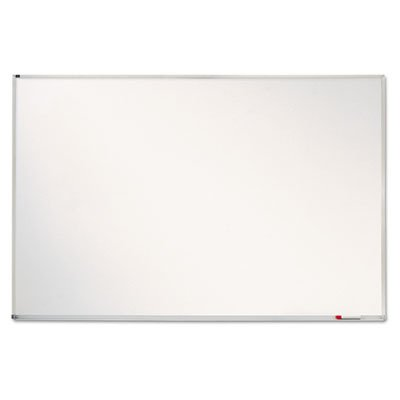 Quartet Dry Erase Board, Whiteboard / White Board, Magnetic, 4' x 6', Porcelain, Aluminum Frame (PPA406)