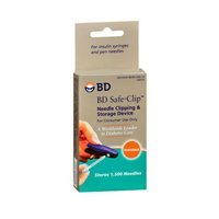 BD BD Safe-Clip Needle Clipping Storage Device, 1 e ach (Pack of 3) by B&D