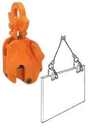 イーグルクランプ RST型 鋼板縦つり用クランプ RST-3-3-25 (04030250) B01KIZS9TK