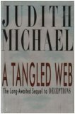 A Tangled Web, Judith Michael, 0671798790