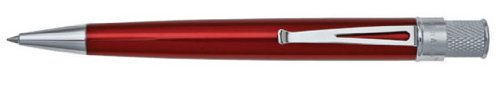 Retro 1951 Tornado Rollerball Pen, Red (VRR-1308)