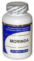 Morinda (Concentrated Herbal Noni Extract) - (100 Capsules) - Dietary Supplement - 3 Pack by Get Well Natural, LLC