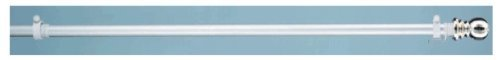 g Pole, Hanging and Spnning, White, 6 ft ()