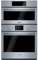 Bosch S500 Combination 4.6 CF Oven / Microwave, Knob Control (HBL57M52UC)