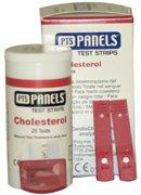 PTS Panneaux # 1711 bandelettes de test (25 bandes / boîte) de cholestérol total pour CardioChek ST ou PA analyseurs