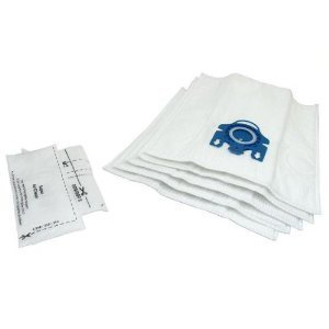 Qualtex Dust Bags For Miele S5210 S5211 Series Vacuum Cleaners Pack Of 5
