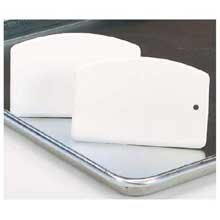 VOLLRATH COMPANY INC., TRAEX SCRAPER PAN POLY. WHITE 1-1 EACH, Manufacturer Part Number: 1345 (Company Number Vollrath)