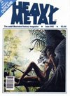 img - for Heavy Metal Magazine, June 1981, Vol. V, No. 3 book / textbook / text book