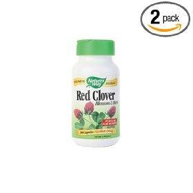 Природы Way красный клевер цветет и травы, 100 капсул (в упаковке 2)