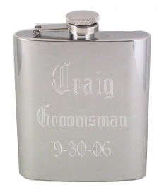 amazon com gifts infinity custom engraved liquor flask