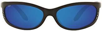 Costa del Mar Unisex-Adult Fathom FA 11 OBMP Polarized Iridium Oval Sunglasses