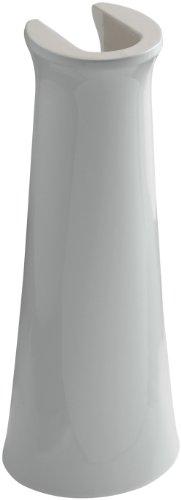 arron Bathroom Sink Pedestal, Ice Grey ()