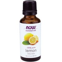 NOW Foods lemon oil 1 oz (Multi-Pack)