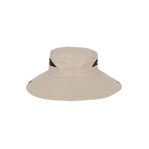 Benficial Summer Outdoor Sun Hat - UPF 50+ Protection Wide Brim Cap for Safari Fishing Hunting Neck Face Flap - National Guard Army Ribbons