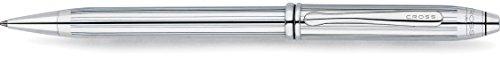 Cross Townsend, Lustrous Chrome, Ballpoint Pen (532) ()