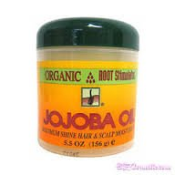 Organic Root Stimulator Jojoba Oil, 5.5 oz