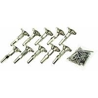 RailEasy Swivel End - 10 count by Atlantis Rail System
