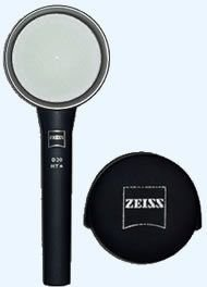 (Zeiss VisuLook Classic Aspheric Hand Magnifier-)
