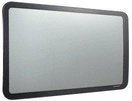 CRL ''All Glass Look'' Sprinter Van Sliding Door Windows by CRL (Image #1)