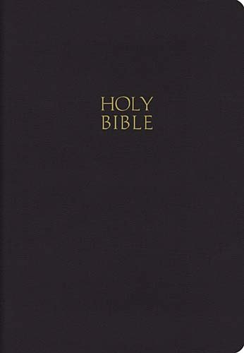 The Holy Bible: King James Version, Black, Leatherflex, Giant Print Reference Edition (Classic Series) pdf