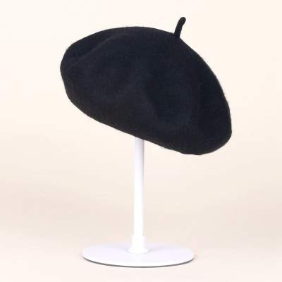 4a5b4887f86311 Image Unavailable. Image not available for. Color: MAGA 1 British Style  Pink Beret Hat for Women ...